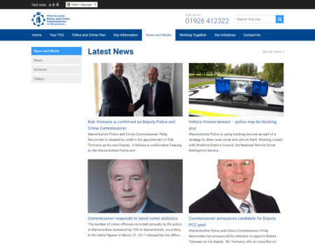 warwickshire news