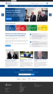 warwickshire homepage